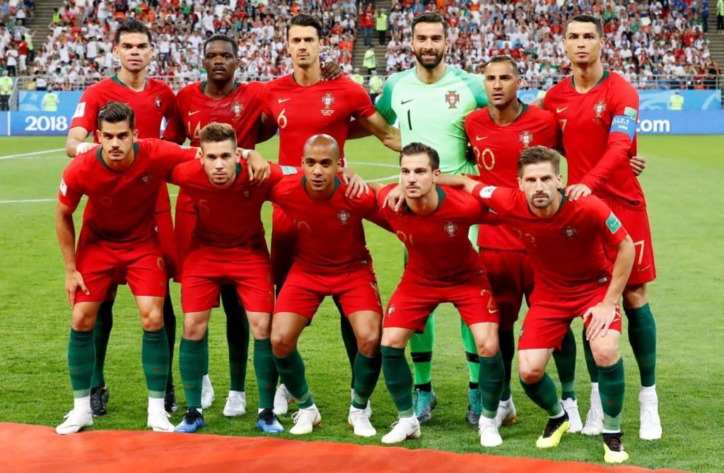 Portugal cede empate ao Irã no final e avança na segunda posição 7239ec4e8a597